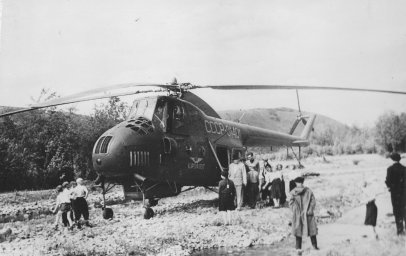 Ми-2 Хасын четвертое фото