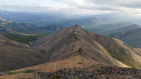 Вершина горы Нух.