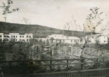 Вид на центр, середина 1960-х