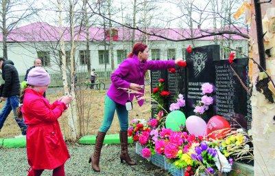 Стекольный. Памятник ветеранам Великой Отечественной войны